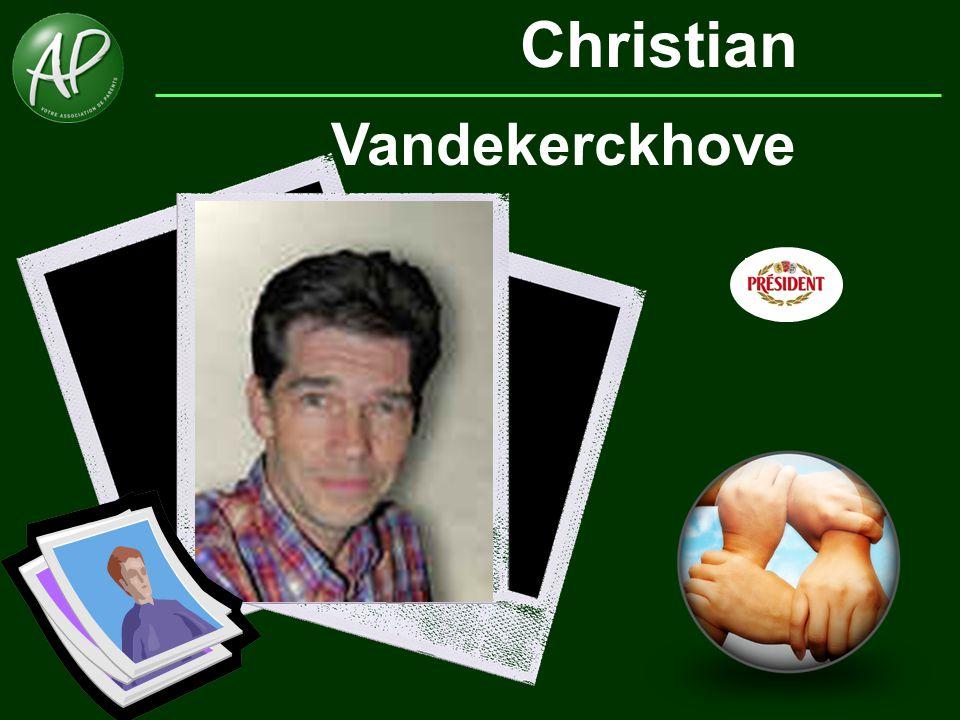 Christian Vandekerckhove