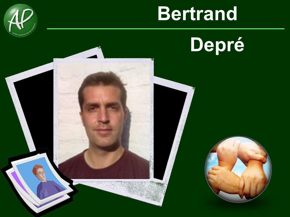 Bertrand Depré