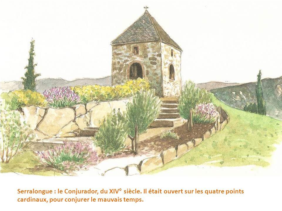 Castelnou s'enorgueillit d'un château du X° siècle. La région ayant été fort convoitée, les châteaux et systèmes défensifs y sont nombreux.