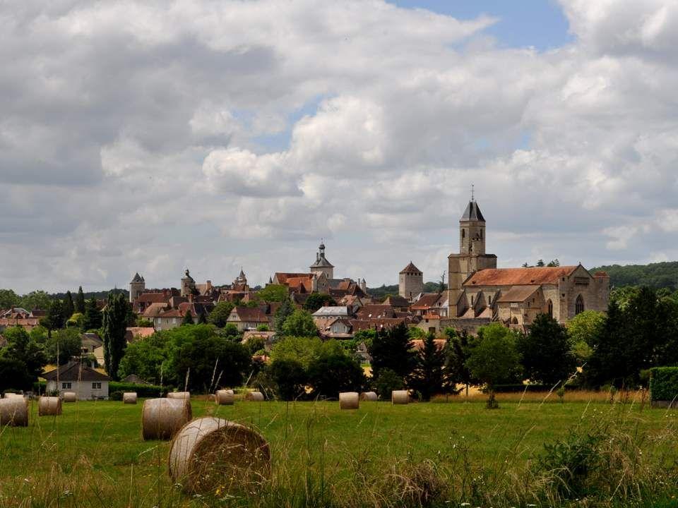 Nous laissons au loin (diapo précédente) le château de Saint-Denis Lès Martel-Vigeac, et continuons notre route. Nous arrivons à Martel, notre dernier