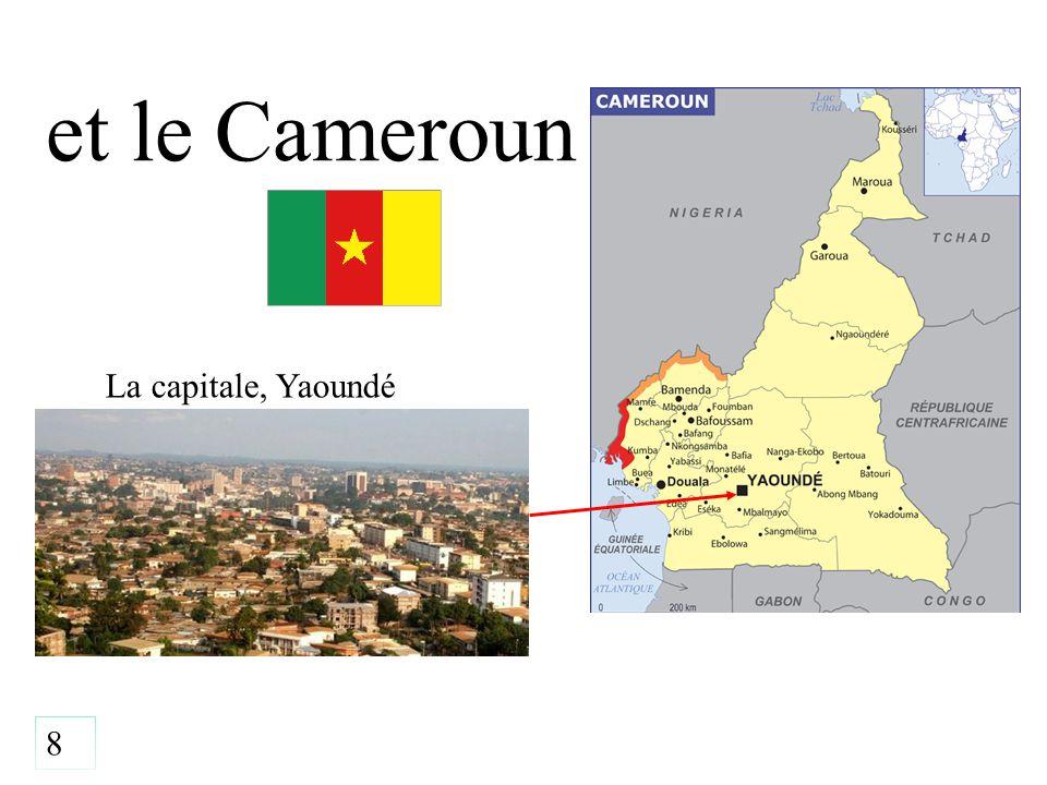 et le Cameroun 8 La capitale, Yaoundé