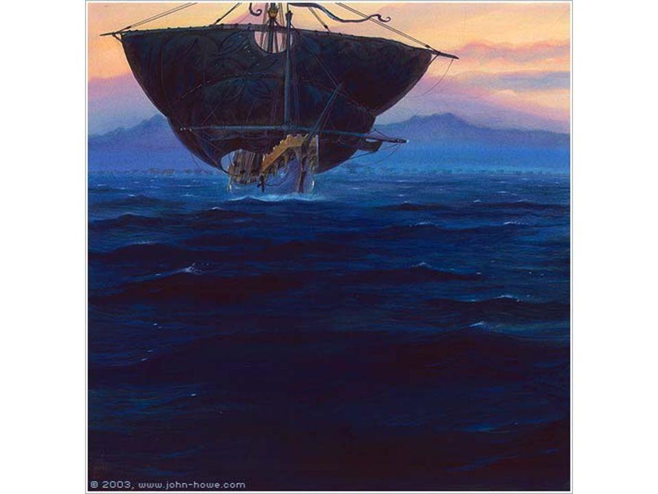 The Fleet of Ar-Pharazôn
