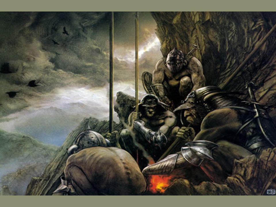 Ourouk-hai de Sauron