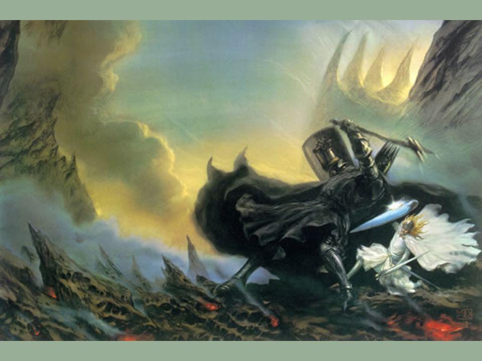 Fingolfin & Morgoth