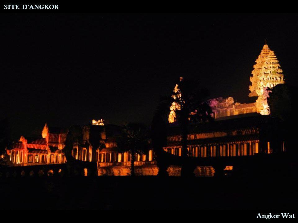 Concert Khloros FONDAMENTUS 2013 SITE D'ANGKOR Angkor Wat