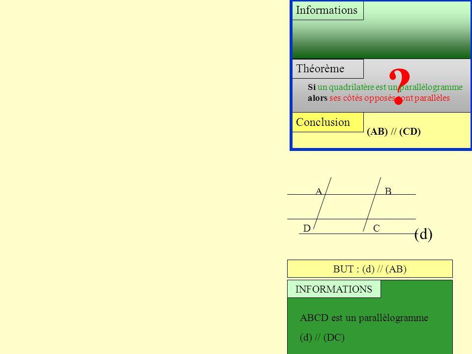 Comment démontrer que deux droites sont parallèles  Si deux droites sont symétriques par rapport à un point alors elles sont parallèles.  Si deux dr