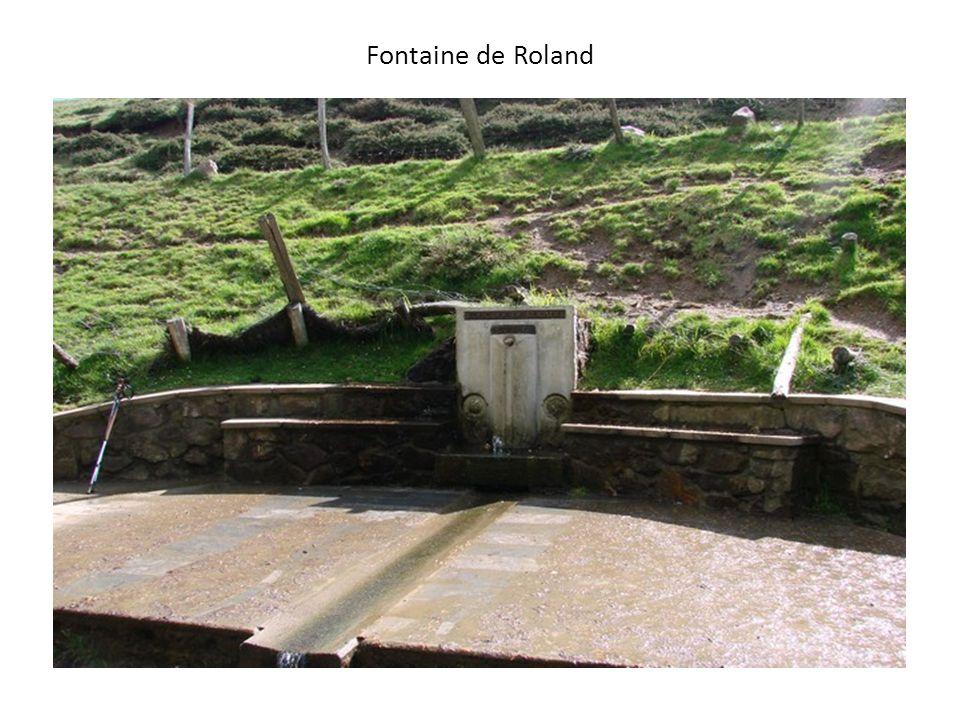 Fontaine de Roland