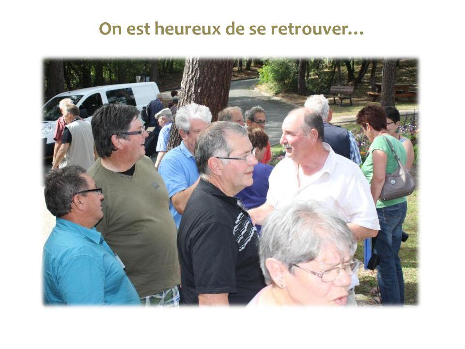 Merci aux organisateurs, à Alain, Directeur du Centre et à son personnel, Photos : Alain Letourneur Mise en page : Edith Topenot