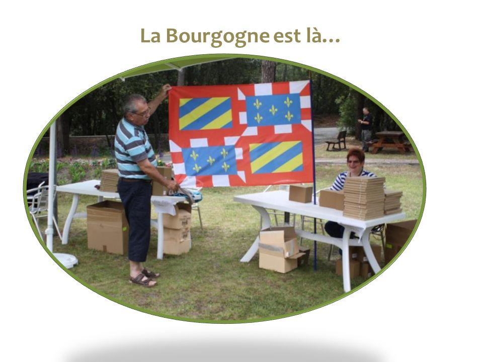 La Bourgogne est là…