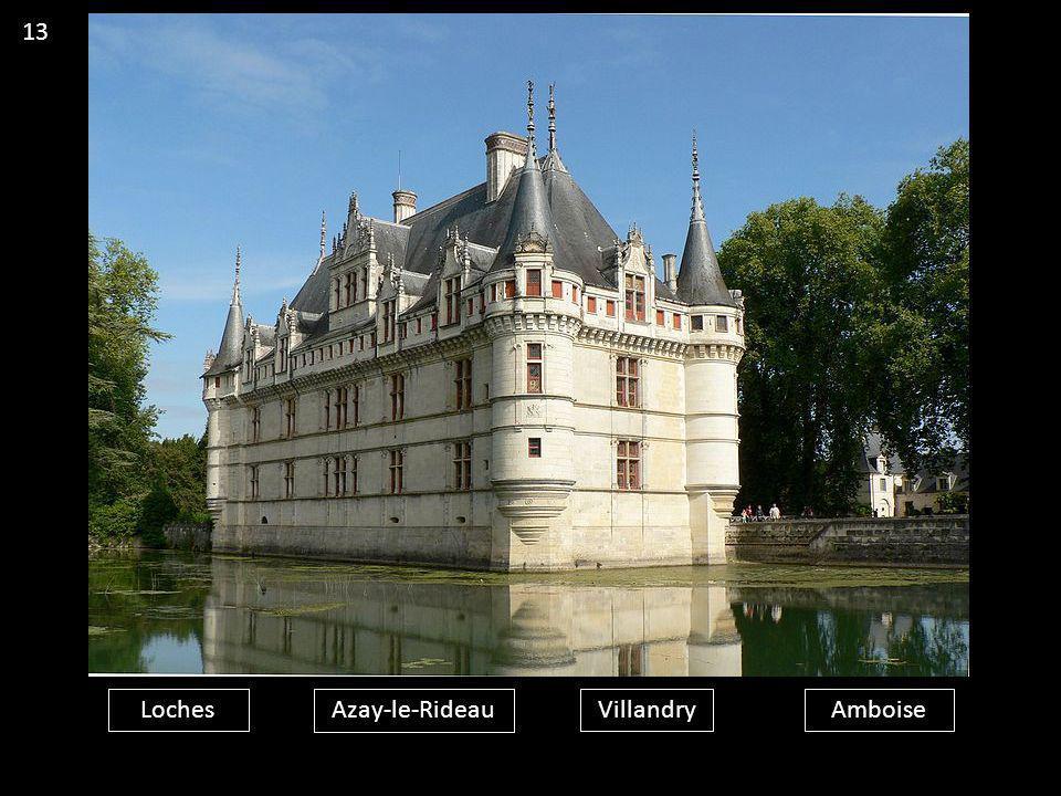 LochesAzay-le-RideauVillandryAmboise 13