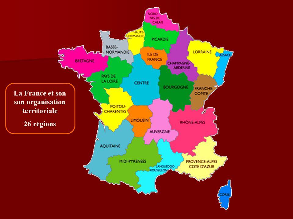 26 régions
