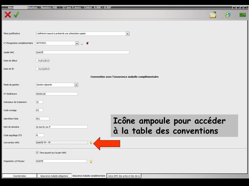 Un clic sur facture électronique La FSE et la DRE sont créées et stockées comme d'habitude en attente de leur envoi