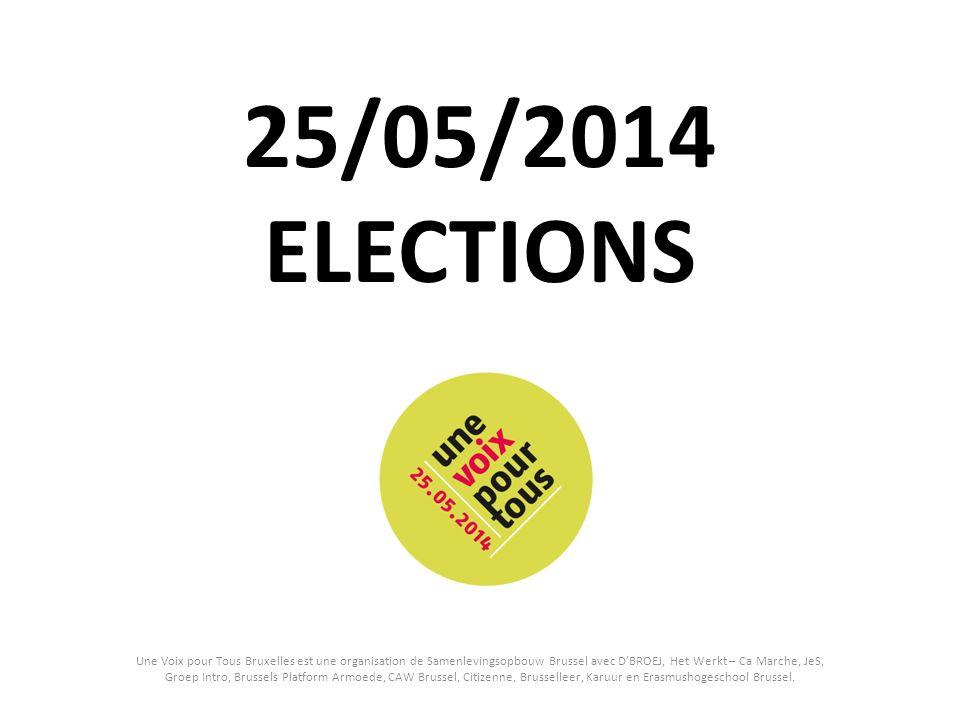 3. Comment voter valablement? Une Voix Pour Tous 2014