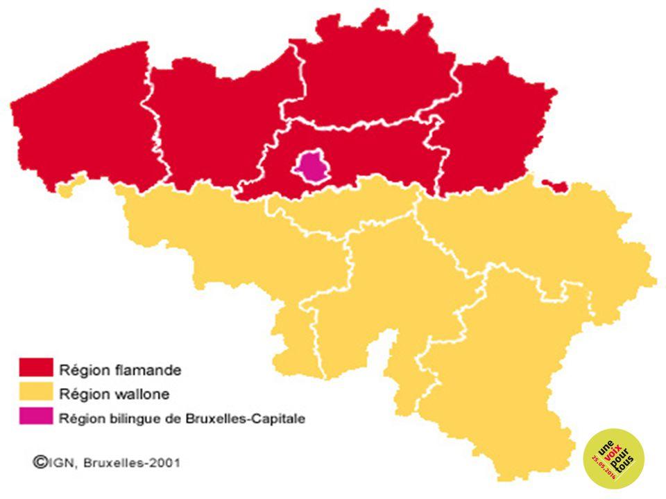 Le gouvernement Bruxellois 2009 - 2014 Rudi Vervoort (PS) Ministre-Président du Gouvernement de la Région de Bruxelles-Capitale (ea l'aménagment du territoire) Ministre, Membre du Collège de la Commission communautaire française (COCOF) (ea la cohésion sociale) Président du Collège réuni de la Commission communautaire commune (COCOM) Guy Vanhengel (Open VLD) Ministre du Gouvernement de la Région de Bruxelles-Capitale (ea les finances et le budget) Président du Collège de la Commission communautaire flamande (VGC) (ea l'enseignement) Membre du Collège réuni de la Commission communautaire commune (COCOM), (ea les finances et le budget) Evelyne Huytebroeck (Ecolo) Ministre du Gouvernement de la Région de Bruxelles-Capitale(oa l'environnement) Ministre, Membre du Collège de la Commission communautaire française (COCOF) (ea l'aide aux personnes handicapés) Membre du Collège réuni de la Commission communautaire commune (COCOM) (ea l'aide aux personnes) Brigitte Grouwels (CD&V) Ministre du Gouvernement de la Région de Bruxelles-Capitale(oa le transport public) Ministre, Membre du Collège de la Commission communautaire flamande (VGC) (ea le bien-être, la santé, les familles) Membre du Collège réuni de la Commission communautaire commune (COCOM) (ea l'aide aux personnes) Une Voix Pour Tous 2014