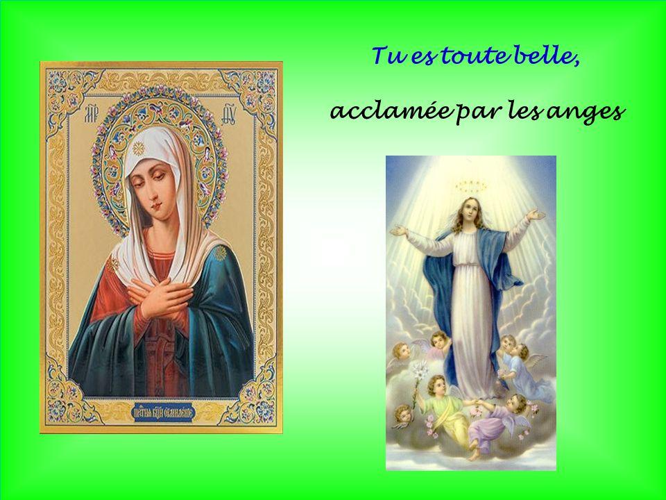 Que l'Amour t'enchante Au plus haut dans les Cieux.