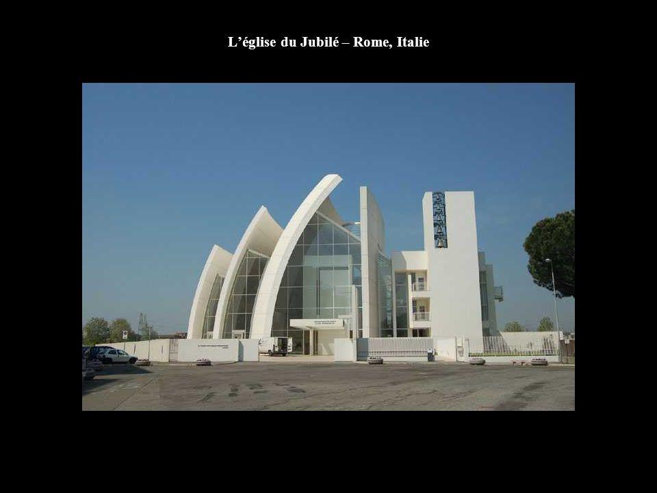 L'église du Jubilé – Rome, Italie