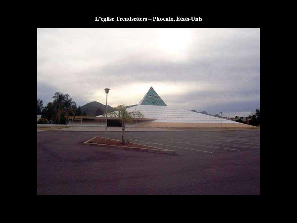 L'église Trendsetters – Phoenix, États-Unis