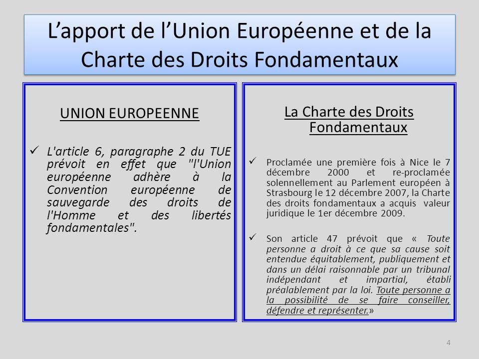 L'apport du droit européen à la garde à vue à la française 15 Les nouvelles directives : Mesure A : Directive 2010/64/UE du 20 octobre 2010 relative au droit à l'interprétation et à la traduction dans le cadre des procédures pénales.
