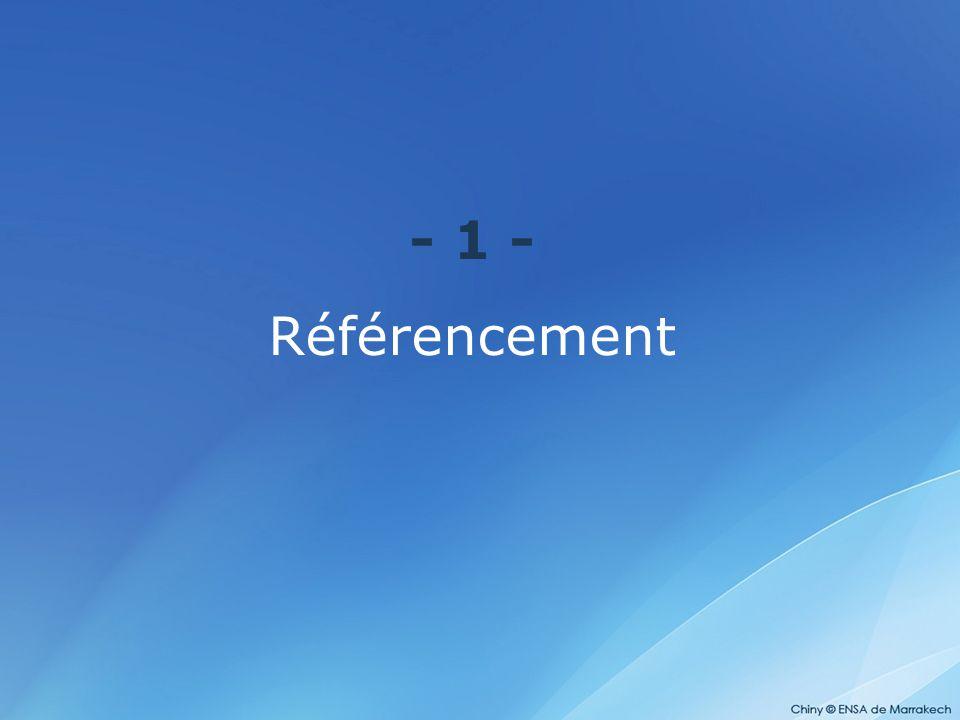 Le référencement - I Créer un site web muni d'un bon service, un bon design et une bonne ergonomie est toujours apprécié mais ce n'est pas tout.