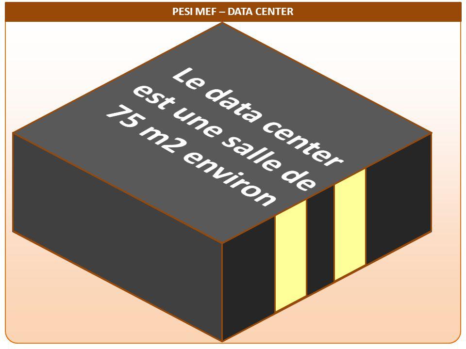 PESI MEF – DATA CENTER