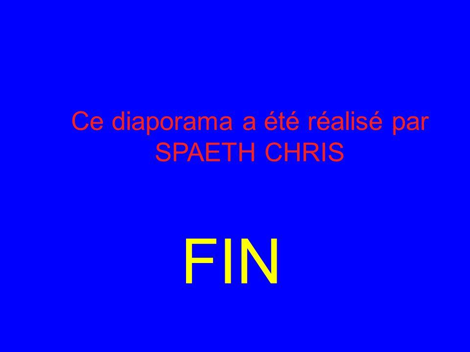 Ce diaporama a été réalisé par SPAETH CHRIS FIN