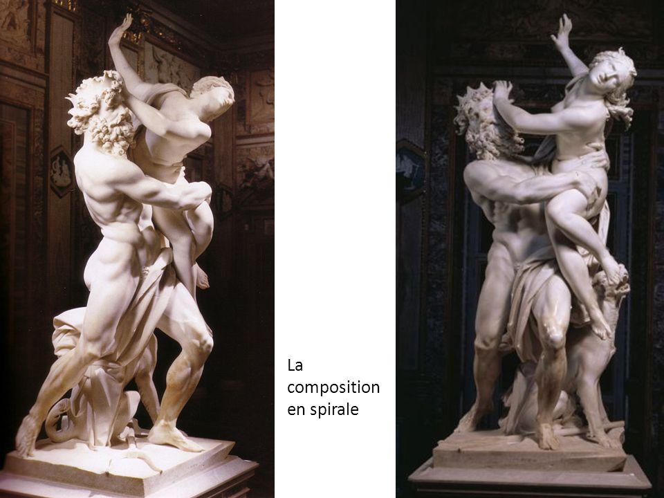 La composition en spirale