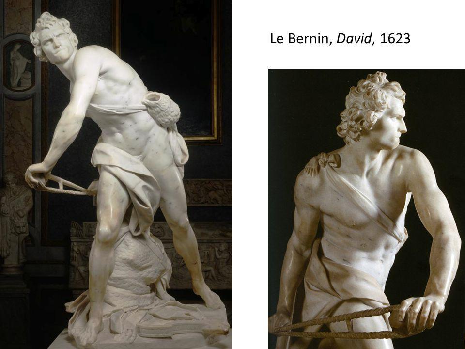 Le Bernin, David, 1623