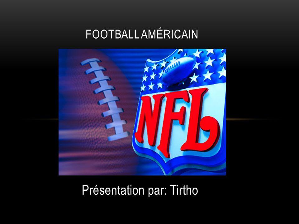Présentation par: Tirtho FOOTBALL AMÉRICAIN