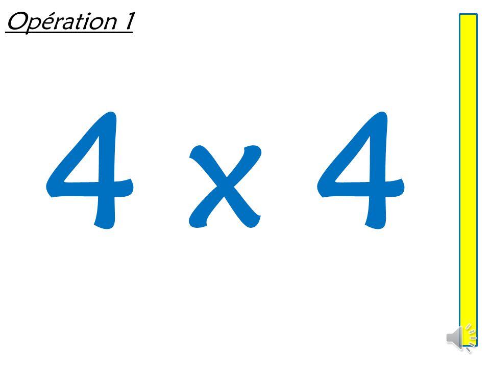 Les tables de multiplication Mathématiques – Calcul mental  Entraînement n° 2