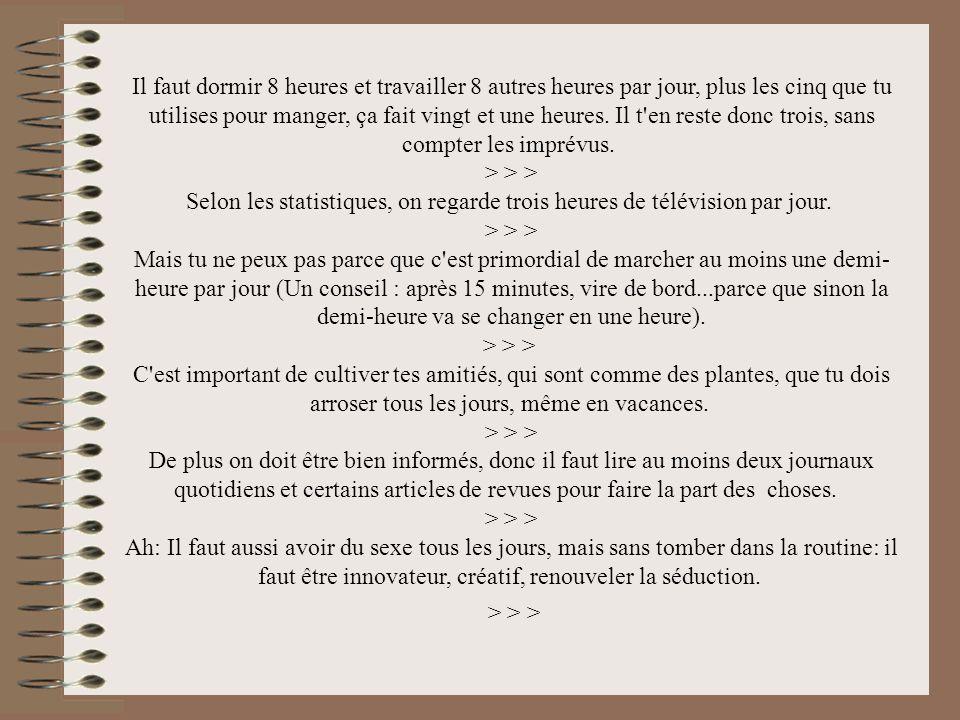 Voici une petite chronique sur notre langue française.