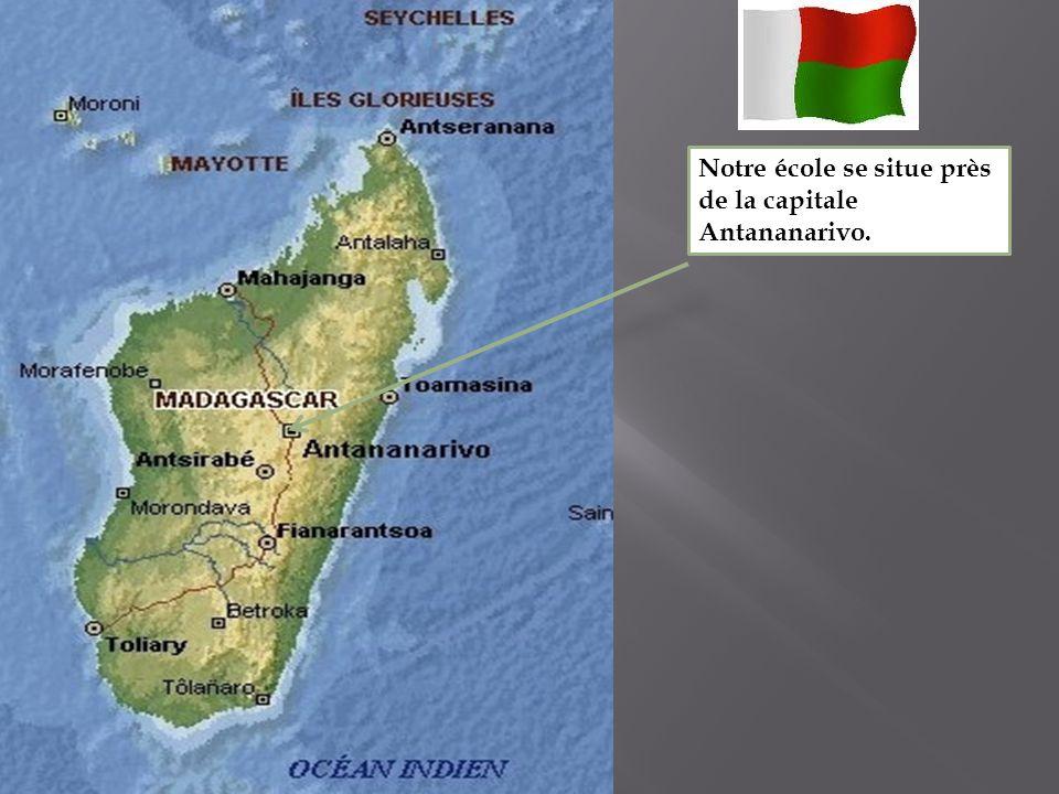 Avion de chasse malgache