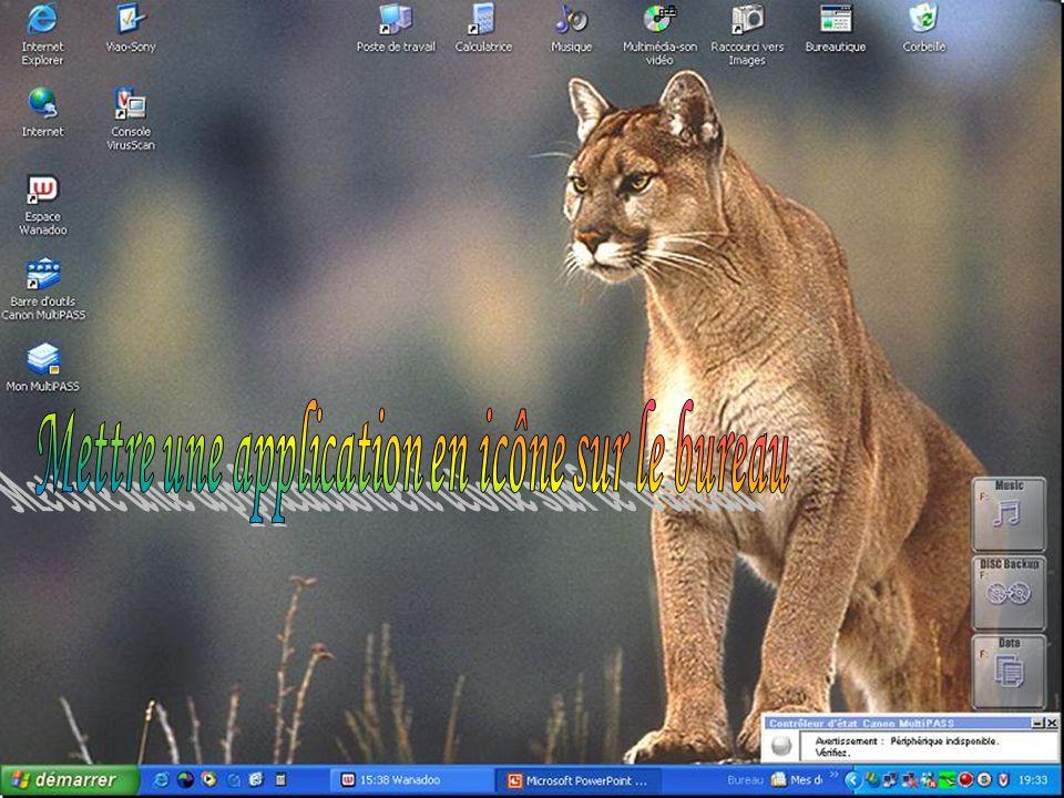 Cliquer ici pour continuer Vous venez d'ouvrir Internet explorer qui se connecte à Wanadoo par défaut (programmé). Il se connecte en principe à votre