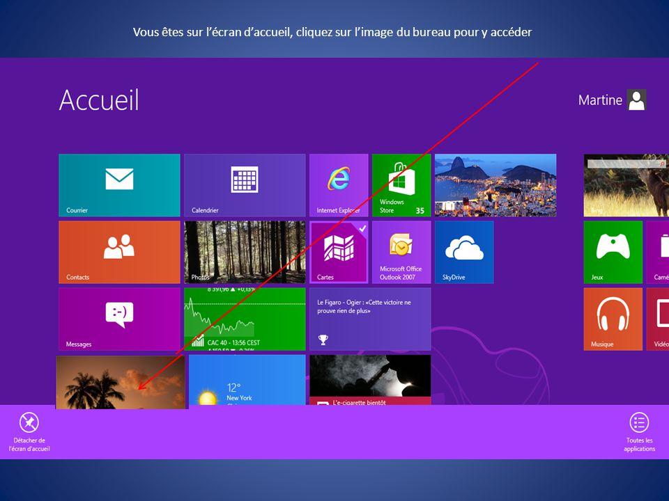 Autoformation à Windows 8 Gérer l'accès au bureau, à l'accueil et aux applications Par JJ Pellé