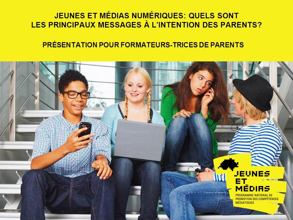 % des jeunes 32 % connaissent quelqu'un qui a été « démoli en ligne » (JIM, 2013) 5 %-17 % ont été eux-mêmes touchés (JIM, 2013 ; JAMES 2012 ; EU-K-O, 2013) 36 % jouent à des jeux électroniques violents (53 % h, 11 % f, JIM, 2013) 21 % ont déjà vu du porno sur Internet (EU-Kids online CH, 2013) 20 % ont eu une utilisation excessive de médias (EU-Kids online CH, 2013) 6 % ont envoyé des photos érotiques d'eux-mêmes (JAMES, 2012) 2 % ont fait de mauvaises rencontres en ligne (EU-K.O.
