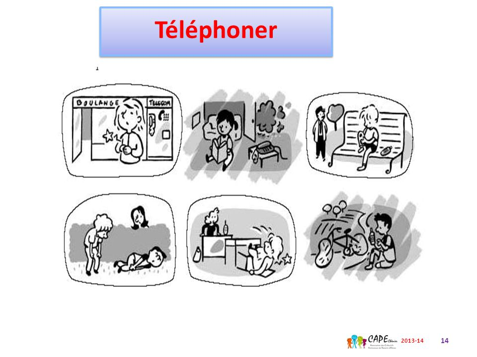 Téléphoner 14 2013-14