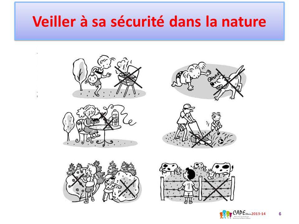 PLS Position Latérale de Sécurité 27 2013-14