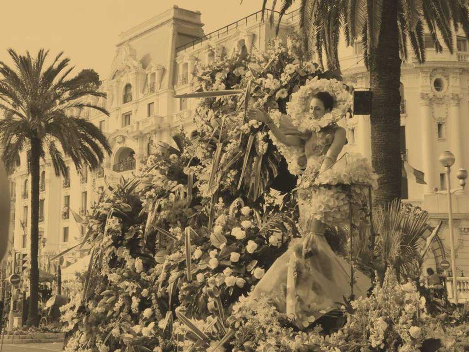Carnaval de Nice Du 13 février au 1er mars 2009 « Roi des Mascarades » La Bataille de fleurs du 25 février 2009 Par av.cd@wanadoo.frPhotos : *JM de Ni