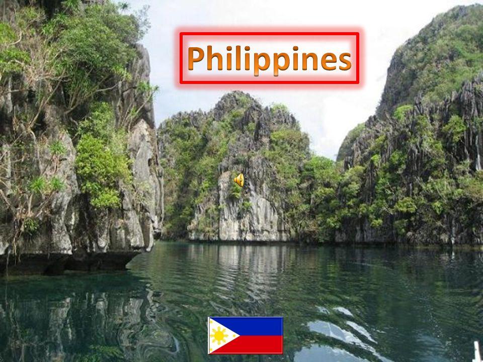 Huttes typiques des Philippines