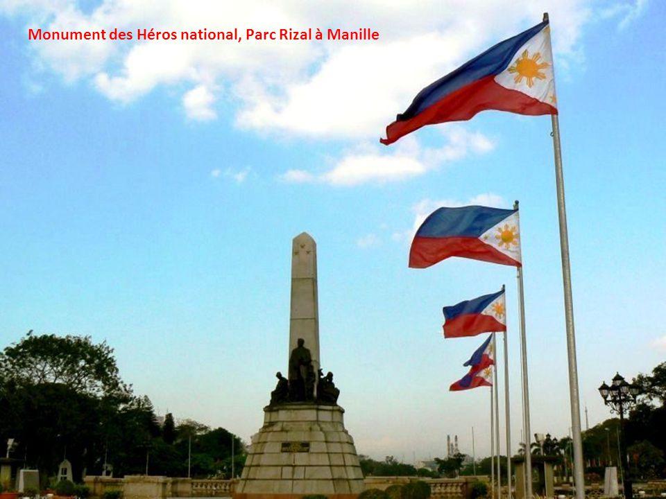 Église Quiapo à Manille
