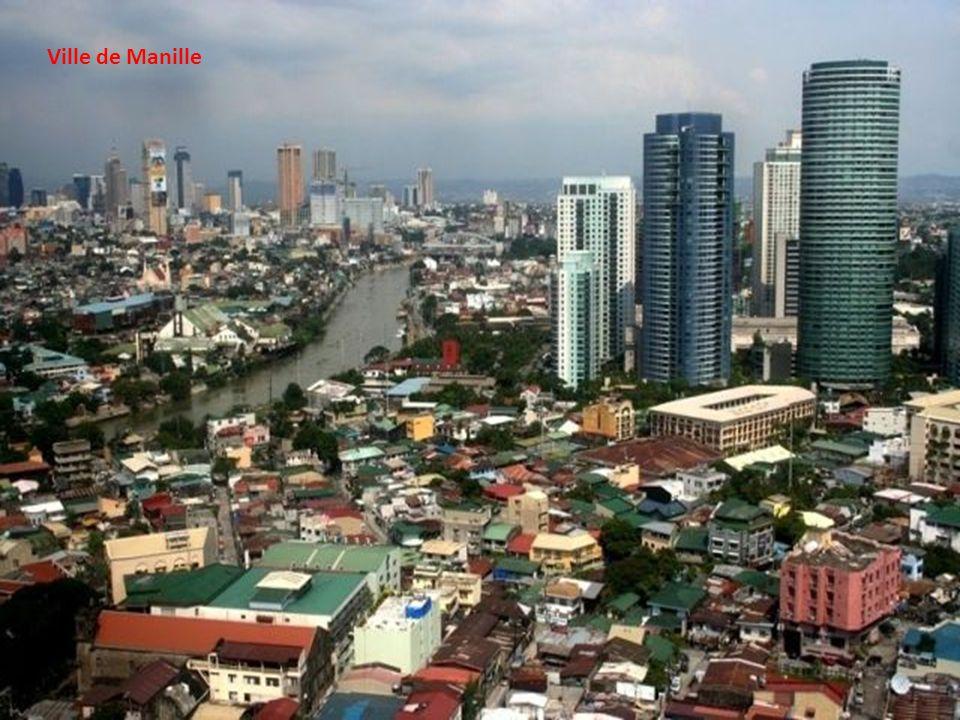 Ville de Manille