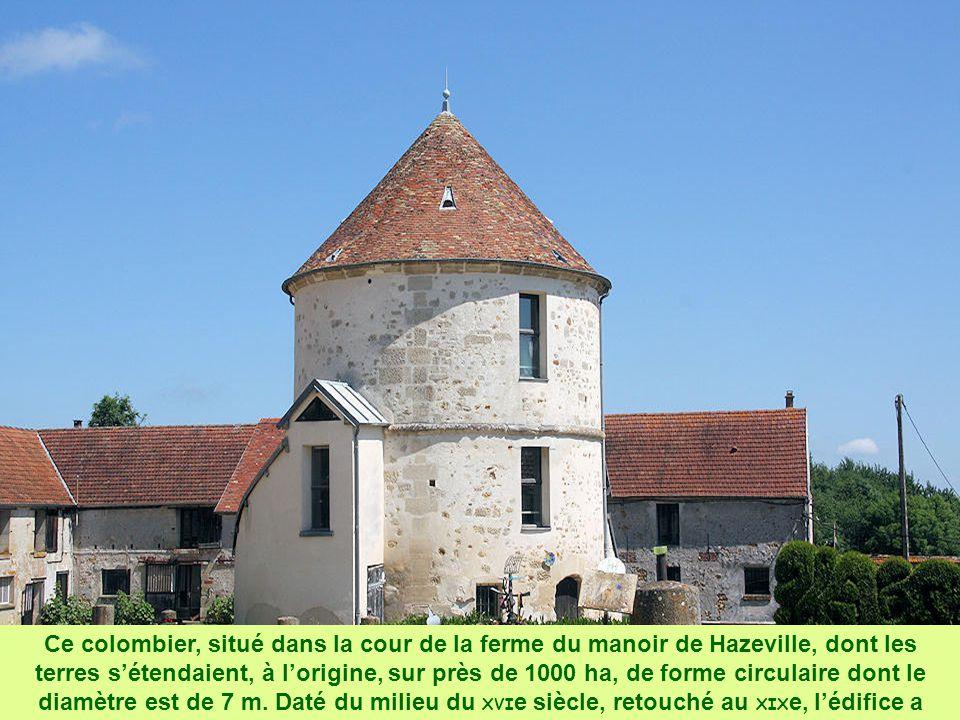 Manoir de Hazeville – façade latérale