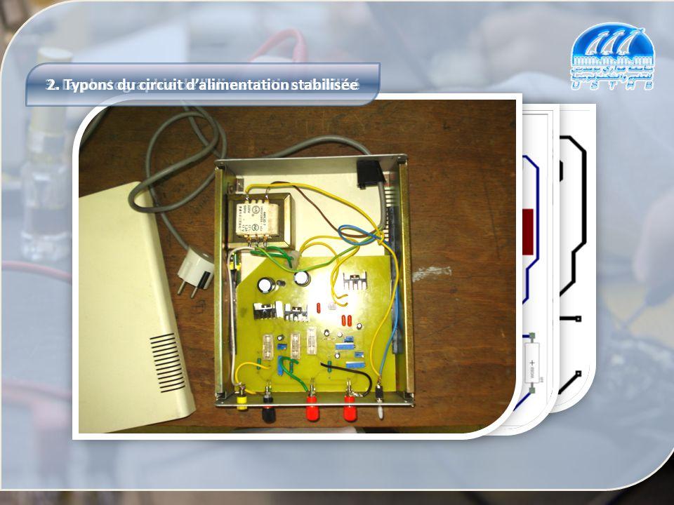 Nous avons conçu une alimentation stabilisée symétrique -15,+10,+15V à l'aide des régulateurs LM317 et LM337 et d'un transformateur à point milieu. 1.