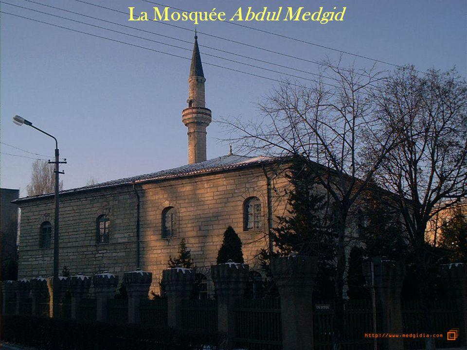 La Mosquée Abdul Medgid