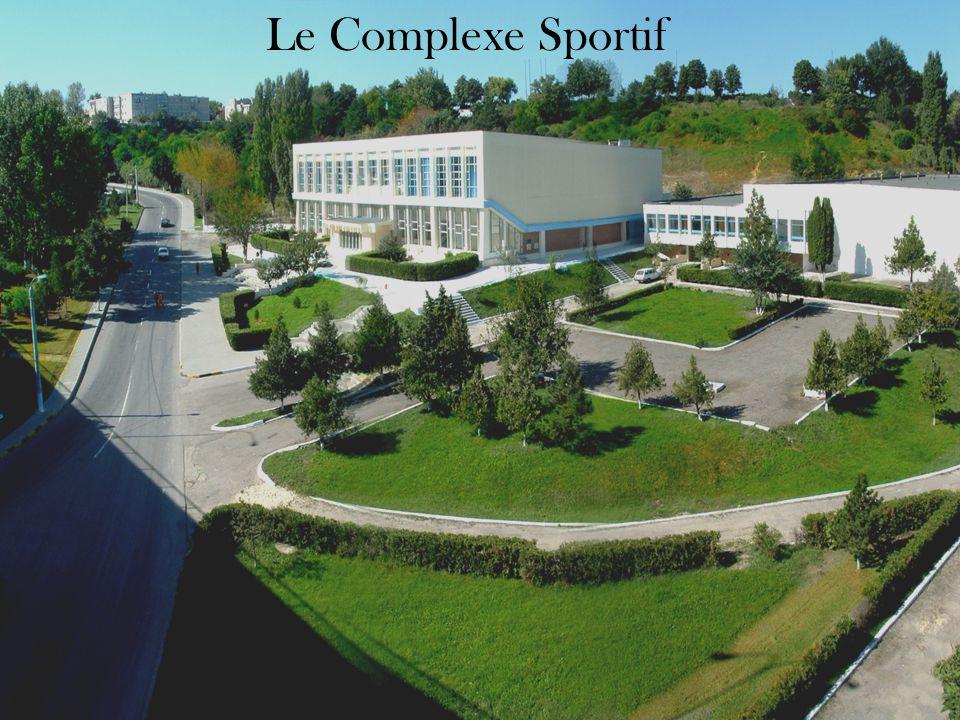 Le Complexe Sportif