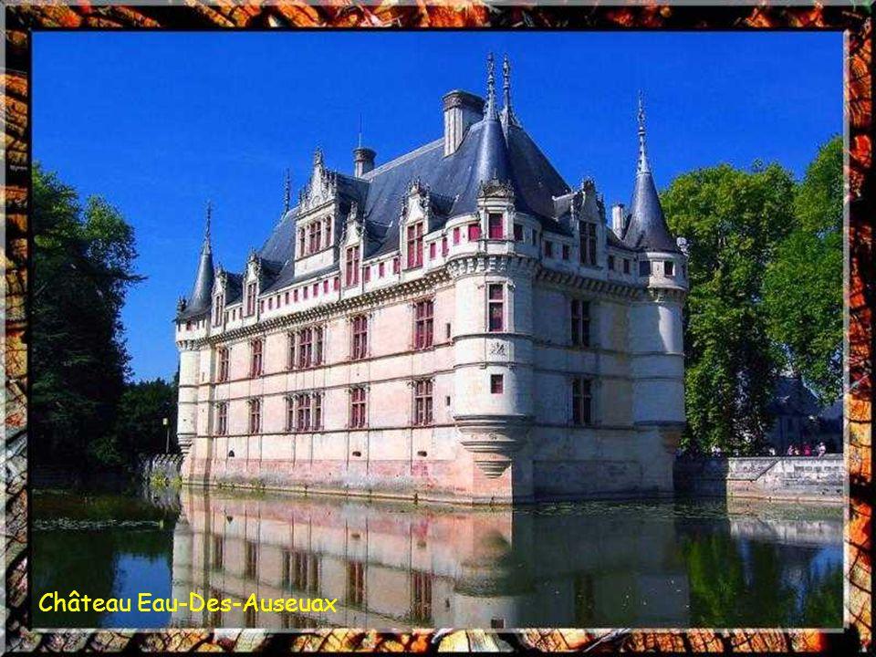 Château Chenonceaux, vallée de la Loire