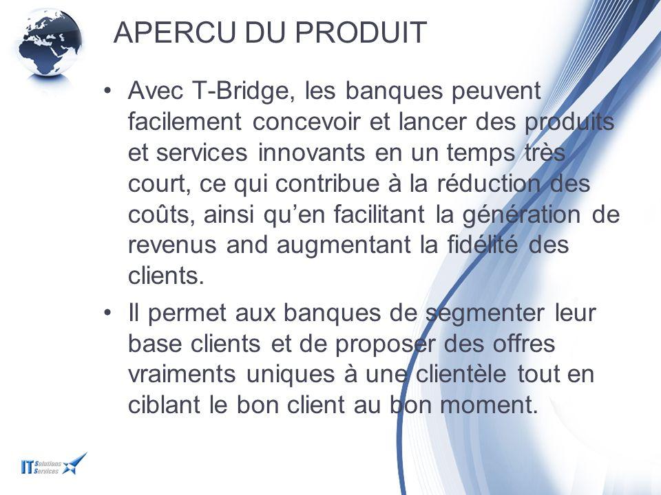 Architecture T-Bridge