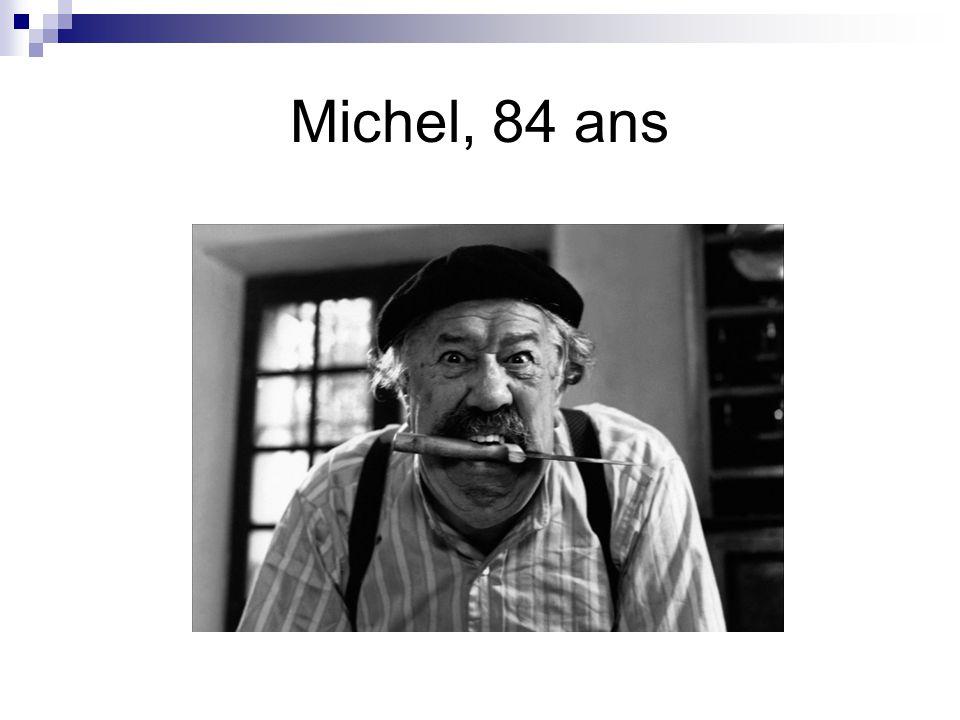 Michel, 84 ans