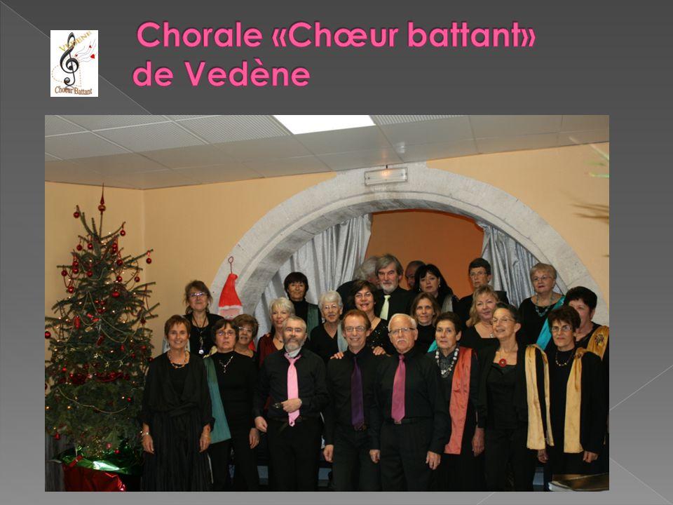 En échange de chorales avec Carcassonne
