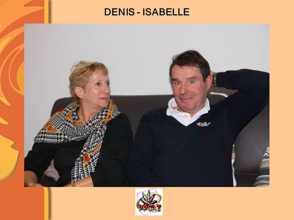 DENIS - ISABELLE