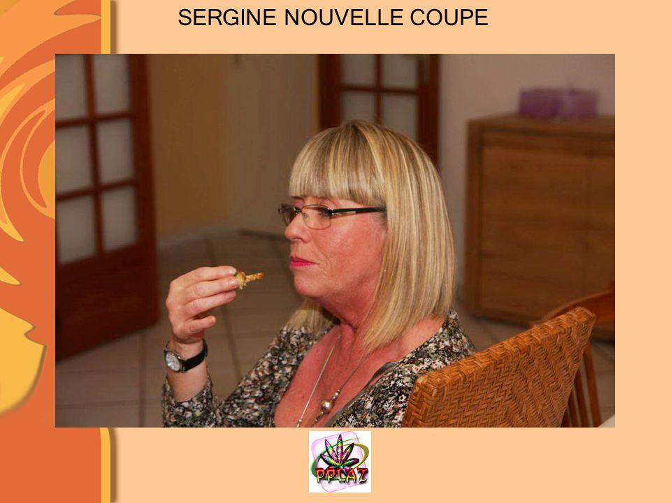 SERGINE NOUVELLE COUPE